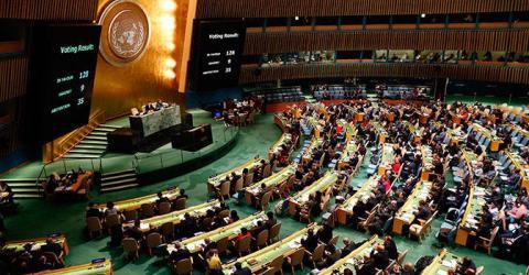 Российская организация предложила ООН использовать блокчейн в социальной помощи