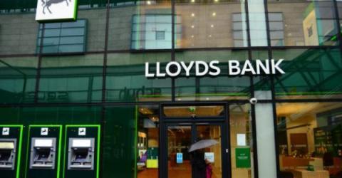 Британский Lloyds Bank объявил о блокировке покупок криптовалюты с кредитных карт