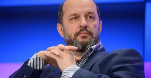 Герман Клименко о крипторубле: «Все криптоманьяки должны благодарить ЦБ за то, что он не делает эту простую элементарную вещь»