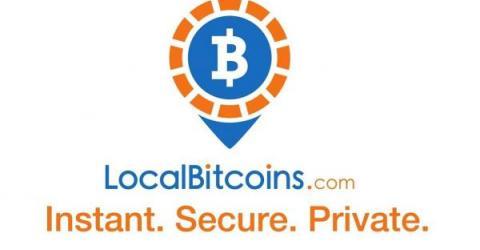 Avast пометил сайт обменника Localbitcoins как как вредоносный