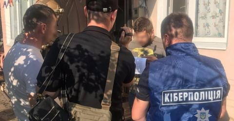 В Украине задержали четырех человек по подозрению в создании фиктивных криптообменников